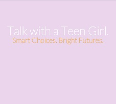 Talk With a Teen Girl Hackathon Entry